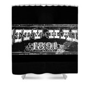 City Hall 1891 Shower Curtain