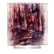 City Heat Shower Curtain