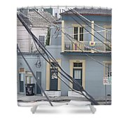 City Of N'awlins Shower Curtain