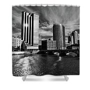 City On The Grand Shower Curtain