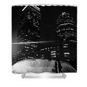 City Walk Shower Curtain