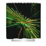 City Zoom Shower Curtain