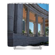 Civic Center Park Denver Co Shower Curtain