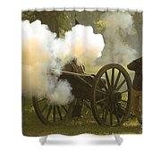 Civil War Shower Curtain