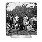 Civil War: Scouts & Guides Shower Curtain