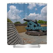 Civl War Reaper Shower Curtain
