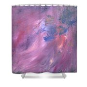 Clamorous Corals Part II Shower Curtain