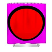 Clang Shower Curtain by Eikoni Images