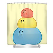 Clannad Shower Curtain