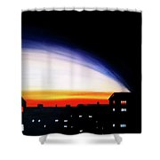 Clarence Drive Shower Curtain