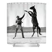 Clark Gable, The Misfits Shower Curtain