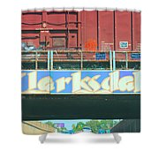 Clarksdale Overpass Shower Curtain