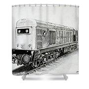 Class 20 205 Shower Curtain