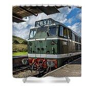Class 31 Diesel 3 Shower Curtain