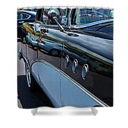 Classic 55 Buick Special Shower Curtain