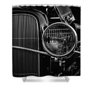 Classic American Ford Coupe Shower Curtain