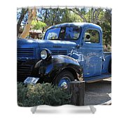 Classic Automobile Shower Curtain