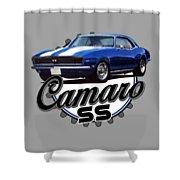 Classic Camaro Shower Curtain