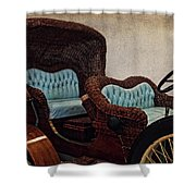 Classic Cars 1 Shower Curtain
