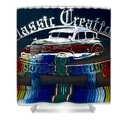Classic Creations Shower Curtain
