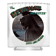 Classic Dlm Shower Curtain