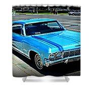 Classic Impala Shower Curtain