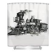 Classic Steam Shower Curtain