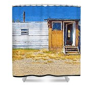Classic Trailer Shower Curtain