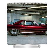 Classic Vehicle Shower Curtain