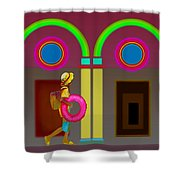 Classical Choice Shower Curtain