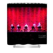 Classical Quintet Shower Curtain