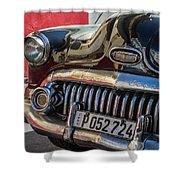 Classics Of Havana Shower Curtain
