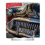Classics Of Havana Shower Curtain