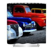 Classics Shower Curtain by Perry Webster