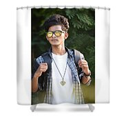 Classy Pic Shower Curtain