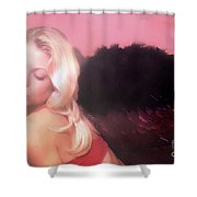 Clays Fallen Angel Series No 4 Shower Curtain