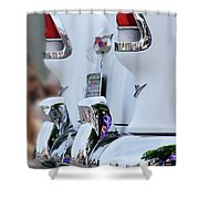Clean And Bright Shower Curtain