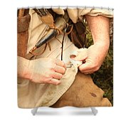 Clean View Shower Curtain