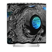Clean Water Quest Shower Curtain