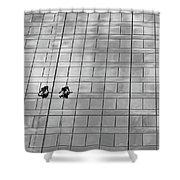 Clean Windows #2 Shower Curtain