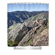 Clear Creek Canyon Shower Curtain