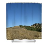 Clear Day Shower Curtain