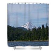 Clear Lake Shower Curtain
