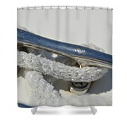 Cleat 2 Shower Curtain
