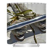 Cleat 3 Shower Curtain
