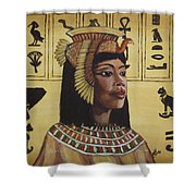 Cleopatra Shower Curtain