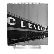 Cleveland Shower Curtain