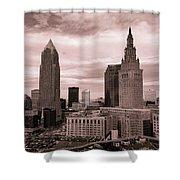 Cleveland  Shower Curtain