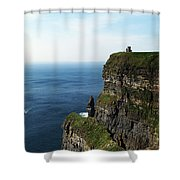 Cliffs Of Moher Ireland Shower Curtain