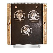Climate Control Shower Curtain